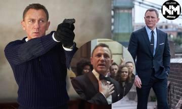 007:生死有時|占士邦Daniel Craig煞科禁不住男兒淚:我的生命裡一大榮幸