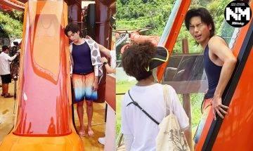 ERROR 193 玩水上遊樂設施竟要求FANS捐身家?釗鋒:跌落水試吓唔好諗