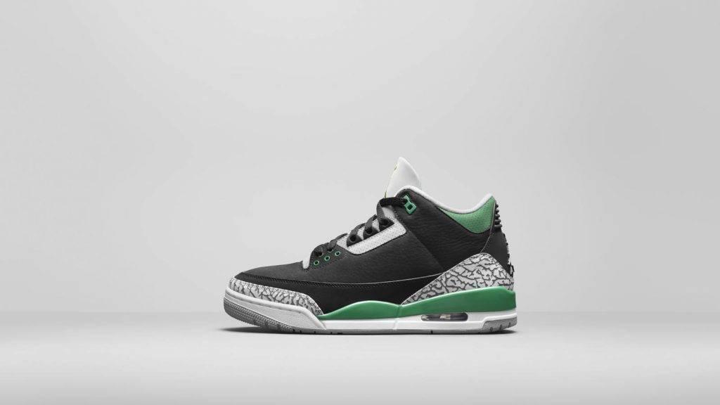 Air Jordan 3 Pine Green,10月30日發售,售價美金0,約港幣<img class=