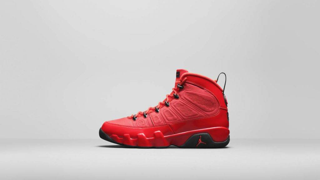 Air Jordan 9 Chile Red,11月6日發售,售價美金0,約港幣<img class=