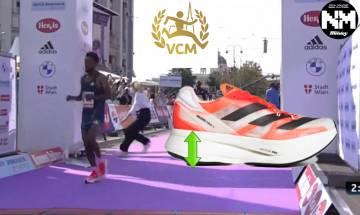 跑鞋太厚不合格 維也納馬拉松冠軍被DQ 網民:曲線幫adidas宣傳?