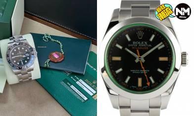 2021年尾4枚升值潛力最高Rolex手錶 勞力士GMT-Master II今年要入手
