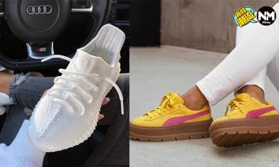 盤點男生最討厭女生著咩波鞋 老爹鞋、Alexander McQueen均榜上有名