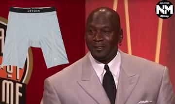 米高佐敦最貼身衣物有得買! 「籃球之神」親身著用內褲網上拍賣