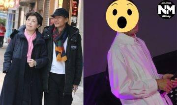 58歲江華擺脫男士「M字額」問題 激罕除帽展示濃密頭髮 網友:同劉德華愈來愈似樣
