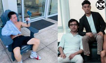 林鍾大戰︱鍾培生找數公開對戰林作教練細節 李俊亨卻指欠公正