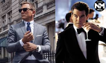 007:生死有時|占士邦腕錶盤點上集:Daniel Craig參與Omega設計 皮雅斯布士南戴錶情況令人意外