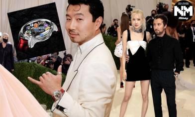 時尚奧斯卡|一文盤點Met Gala明星靚錶 《尚氣》劉思慕戴值逾$7百萬鑽錶亮相