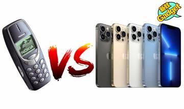 3310|iPhone 13 Pro Max挑戰經典神機3310 20層樓高空掉落3次後居然