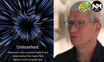 Steve Jobs|今晚Apple 10月發布會暗藏彩蛋 外媒傳一位「神秘嘉賓」或會登場