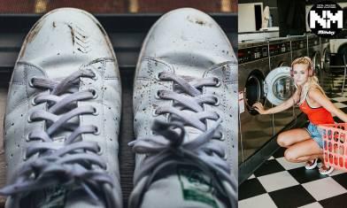 打風弄髒波鞋唔駛怕! 5大招清潔波鞋助你替波鞋除污還原靚樣