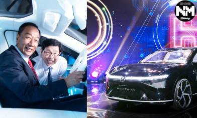 電動車 台灣鴻海加入戰團推三款新車 最平27萬港紙有交易 被網民封為「神車」