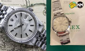 2021年Rolex必買入門級古董錶款推介 Datejust Ref.1603真心入得過!