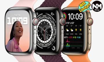 Apple Watch Series 7|香港落實預購日期 價錢/新功能/5大必入手理由懶人包