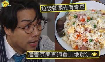 三色豆青豆打風都無人買!網民嚴選10大「世界上不該存在的食物」