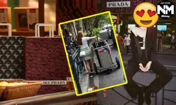 Prada最平價限定品亮相上海 吸引搶購瘋狂打卡 網紅一舉動觸怒內地官媒