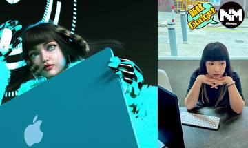 M1 iMac|最快CPU核⼼運算⼒加持 Trans-human設計師Ruby Gloom 塑造Meta-Universe型格潮流 Icon Ruby9100m