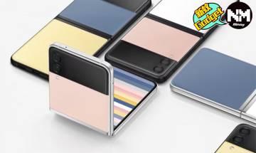 Galaxy Z Flip 3|推出「Bespoke Edition」客製化手機外觀服務 用家可自行訂製摺機外觀及顏色